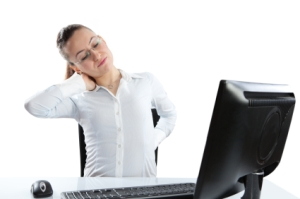 computers and neck pain