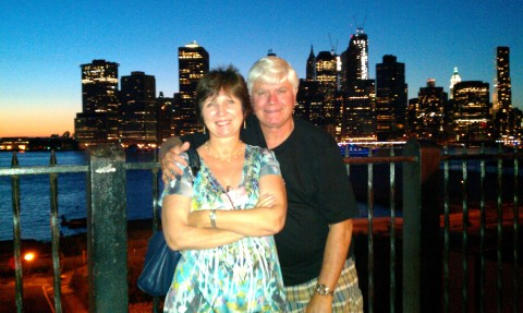 New York August 2012Maureena & Tim